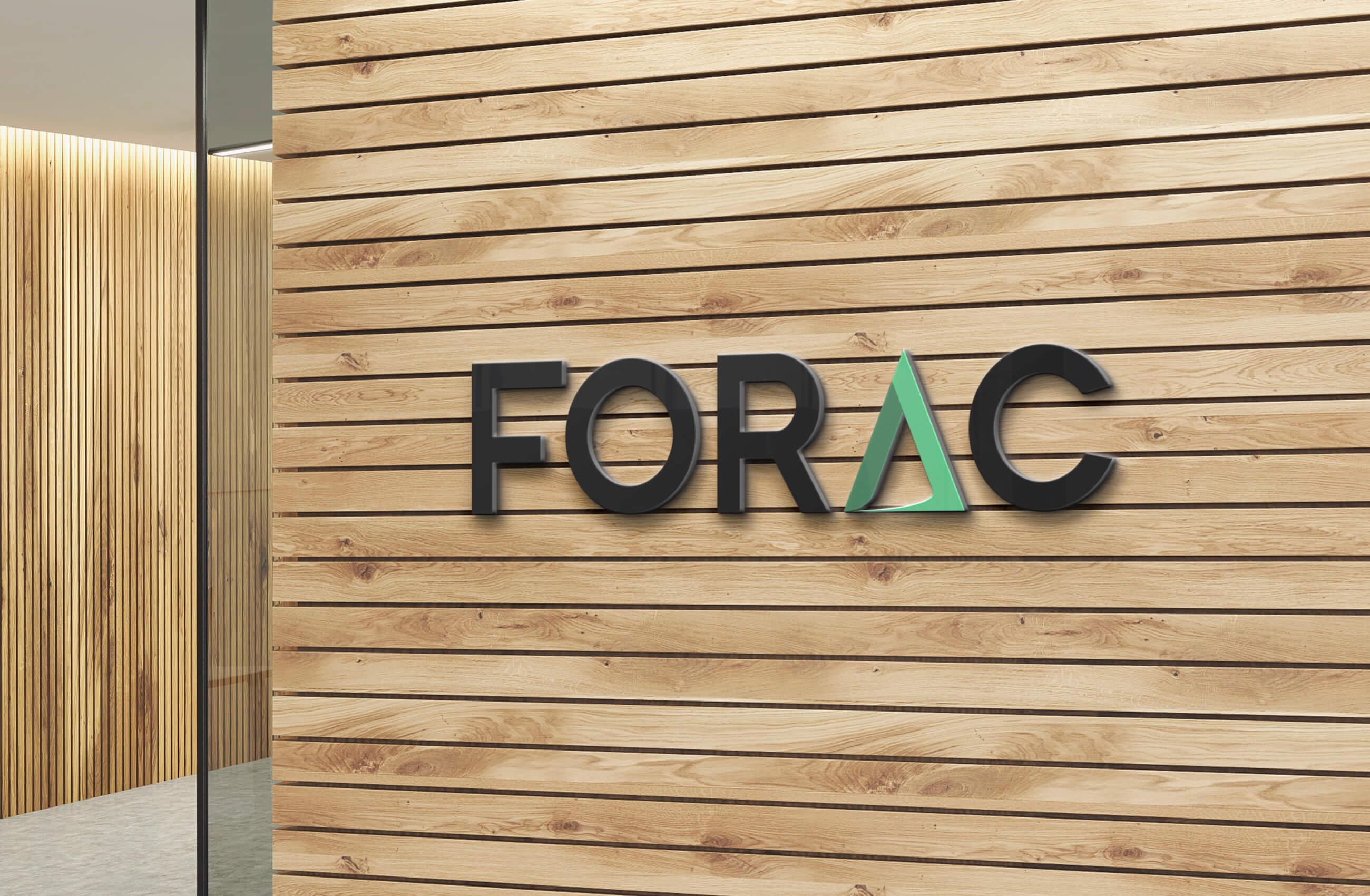 Sign FORAC