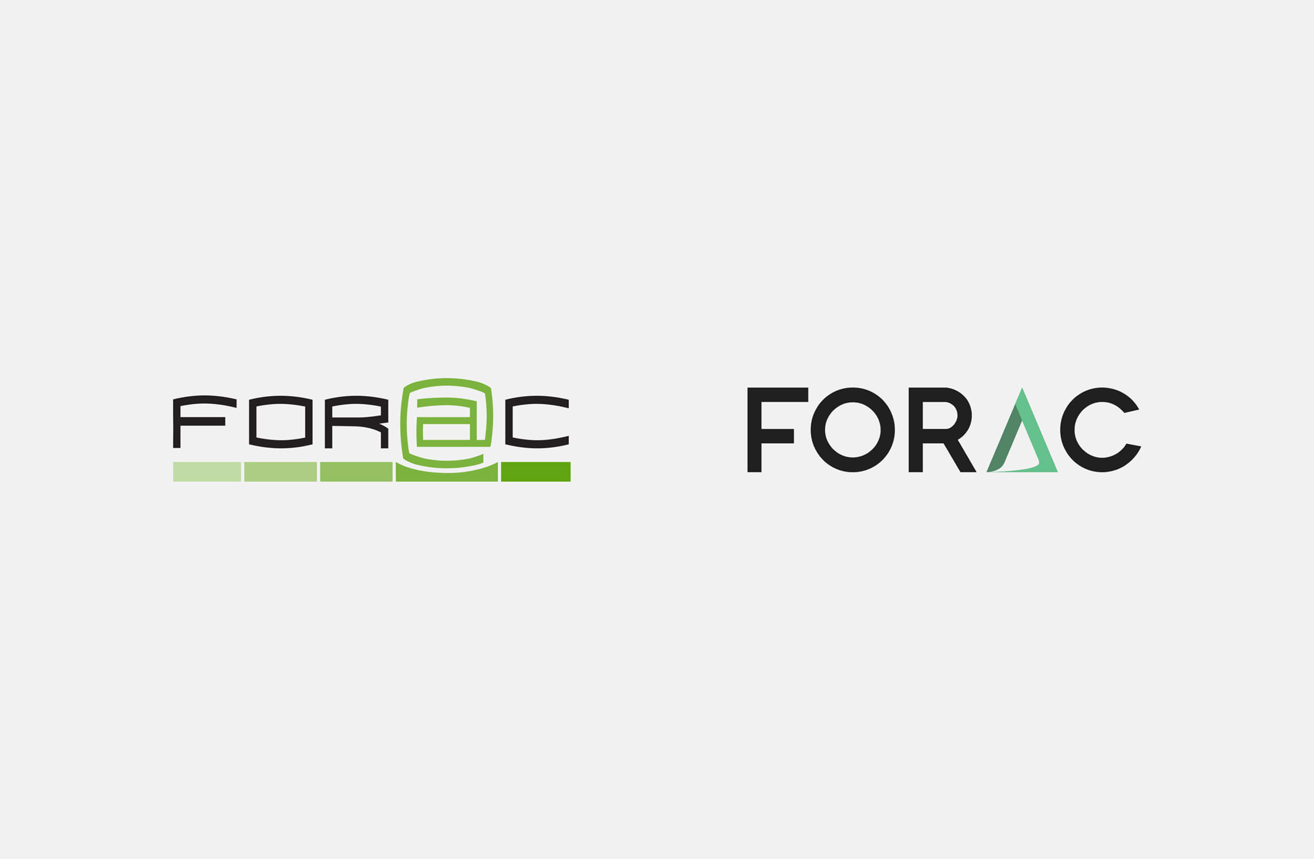 Logo comparaison FORAC